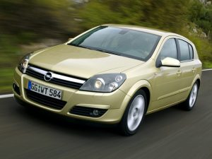Opel Astra H (2004-2014) | autofakty.pl