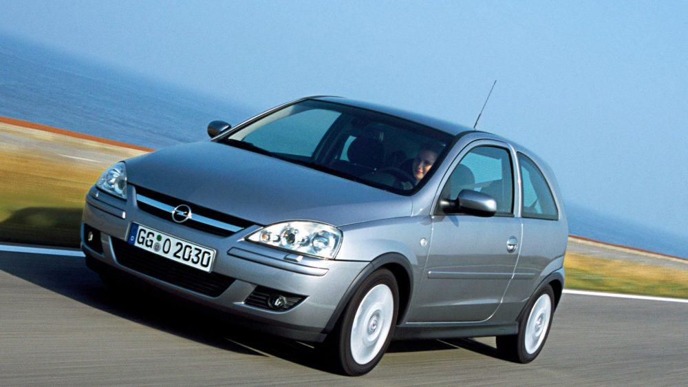 Opel Corsa C (2000-2006 | autofakty.pl