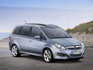 Opel Zafira B (2005-2014) | autofakty.pl