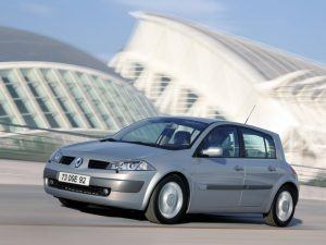 Renault Megane II (2002-2009) | autofakty.pl