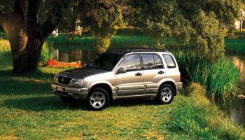 Suzuki Grand Vitara (1998-2005) | autofakty.pl