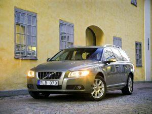 Volvo V70 III (2007-2016)   autofakty.pl
