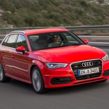 Audi A3 8V S-Line Sportback 3