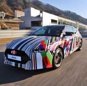 nowy Hyundai Veloster