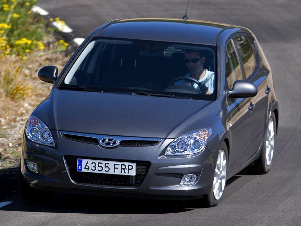 Hyundai i30 I 2007 – 2010 Hatchback 4