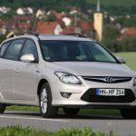 Hyundai i30 I cw 2010 - 2012 Kombi 8