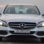 Mercedes Klasy C W205 C180d Avantgarde