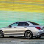 Mercedes Klasy C W205 C250 AMG Line 3