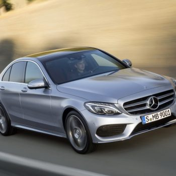 Mercedes Klasy C W205 C250 AMG Line