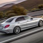 Mercedes Klasy C W205 C250 AMG Line 7