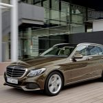 Mercedes Klasy C W205 C250 AMG Line 5