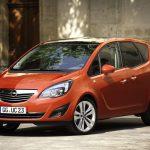 Opel Meriva II 2014 -