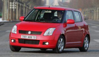 Suzuki Swift IV (2004-2010) | Autofakty.pl