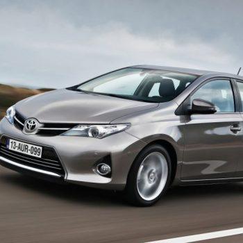 Toyota Auris II (2012-) | autofakty.pl