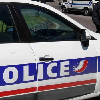 policja we Francji (fot. skynews)