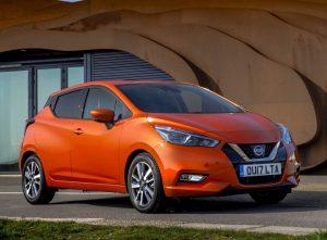 cennik Nissan Micra