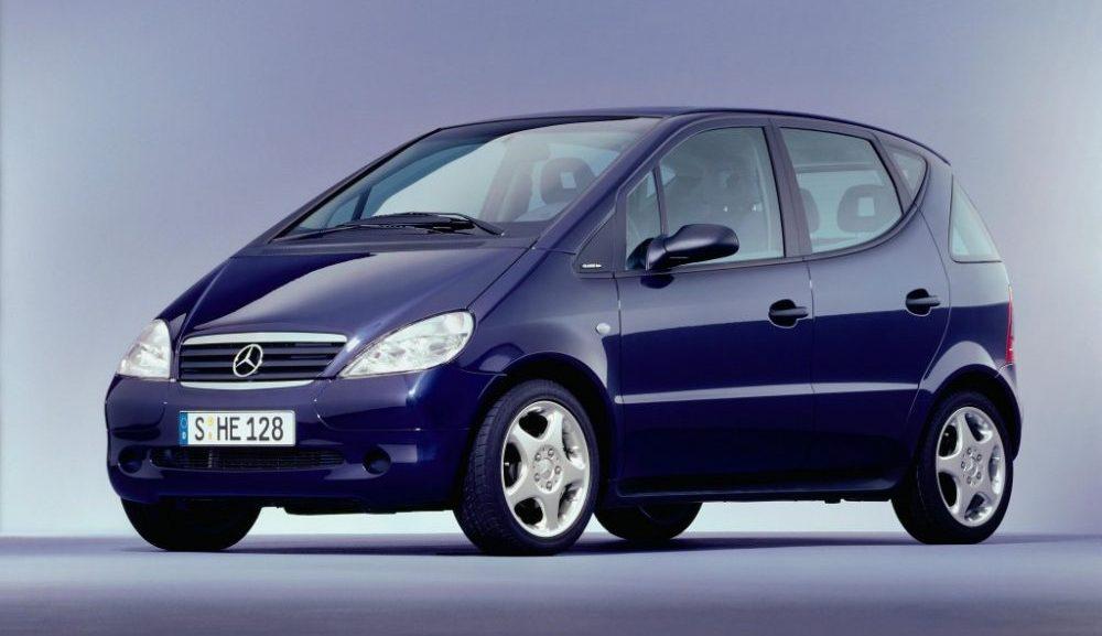 Mercedes Klasy A W168 (1997-2005)   autofakty.pl