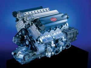 bugatti veyron, veyron, 8.0 W16, w16