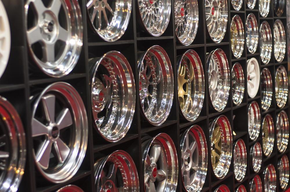 felgi aluminiowe (fot. Pixabay)