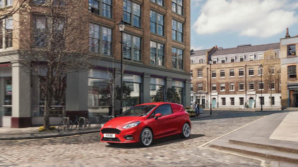 Ford Fiesta Sport Van, ford fiesta van, fiesta van, fiesta sport van