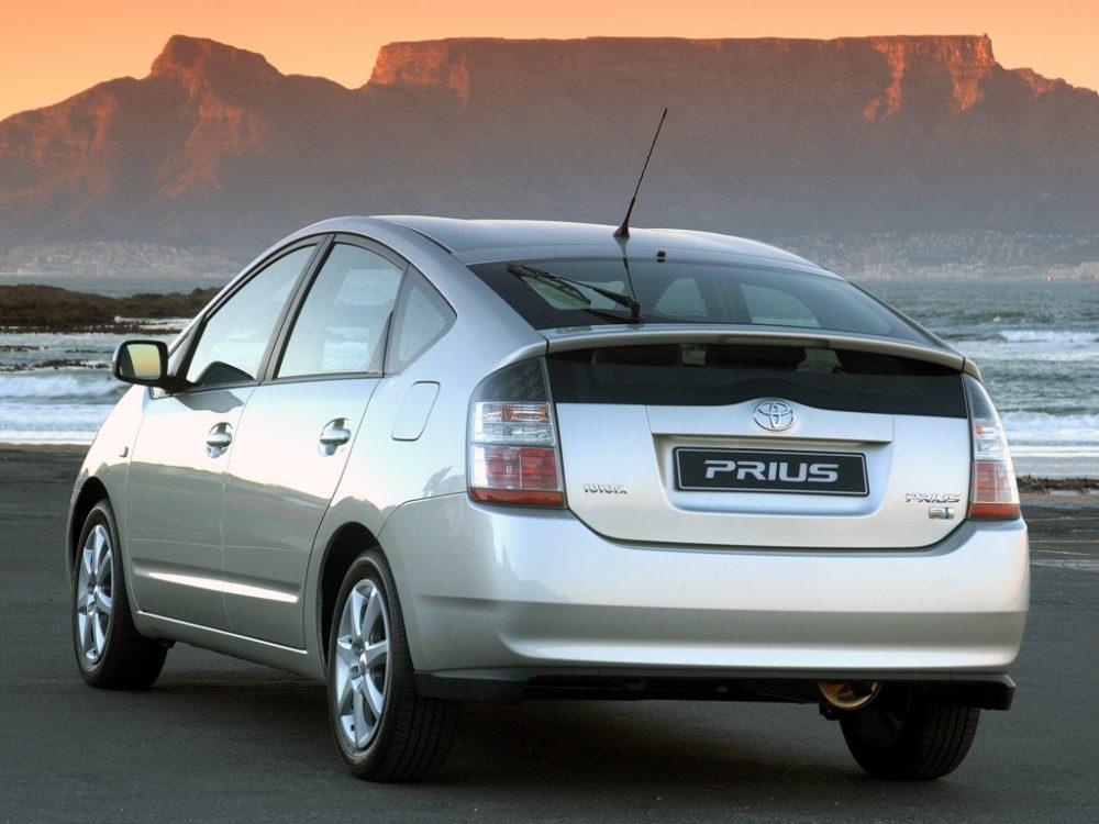 Toyota Prius II (2003-2009) | autofakty.pl