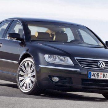 Volkswagen Phaeton (2002-2016) | Autofakty.pl