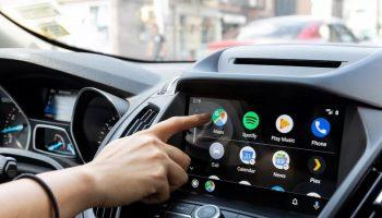 Systemy infotainment samochodowe